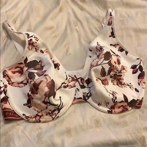 Cute floral bra